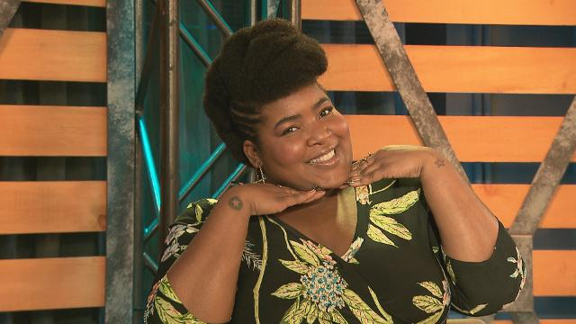 Comedian Dulce Sloan wants to share the screen with Drake