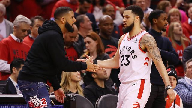 Drake dealt with a Toronto Raptors hater in the most Canadian way