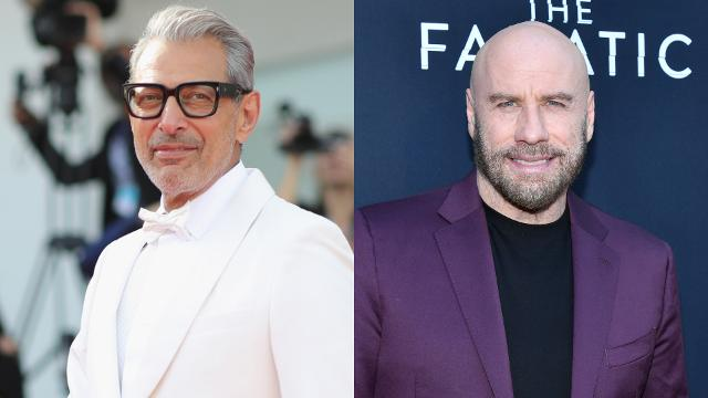 Jeff Goldblum, John Travolta, and more stars touch down for FAN EXPO Canada